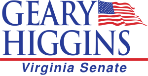 Geary Higgins for Senate